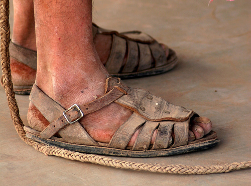 pies indigenas