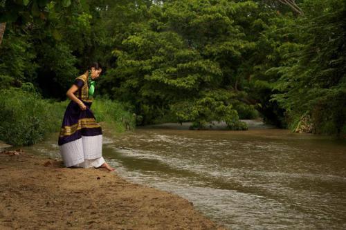 tehuana y el arroyo diego huerta